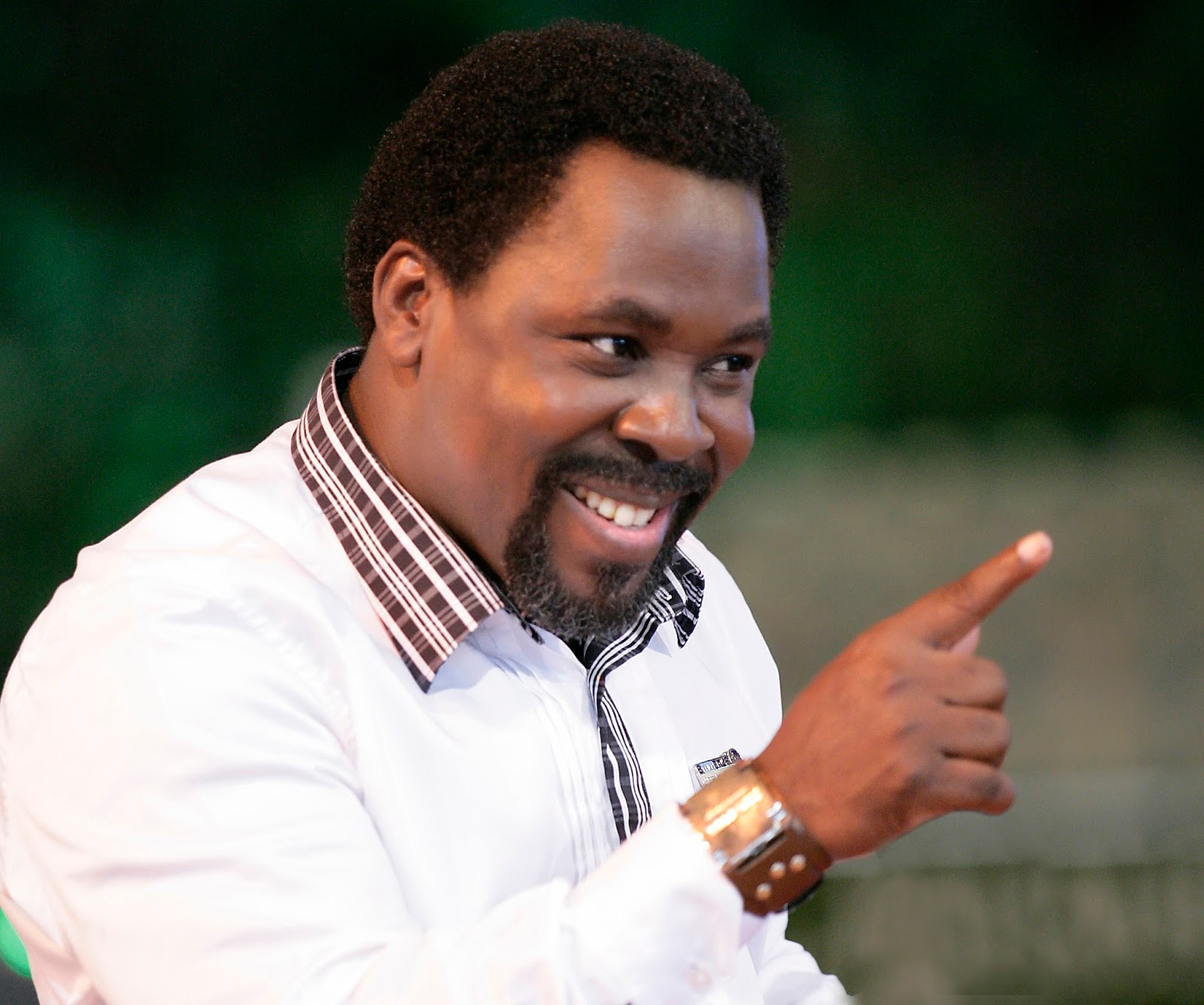 Image result for Spirituality and Growth of Self – Explains Prophet TB Joshua