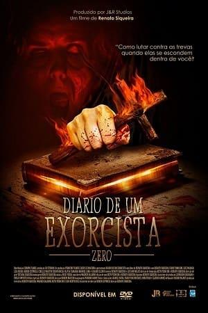 Filme Diário de um Exorcista - Zero 2017 Torrent