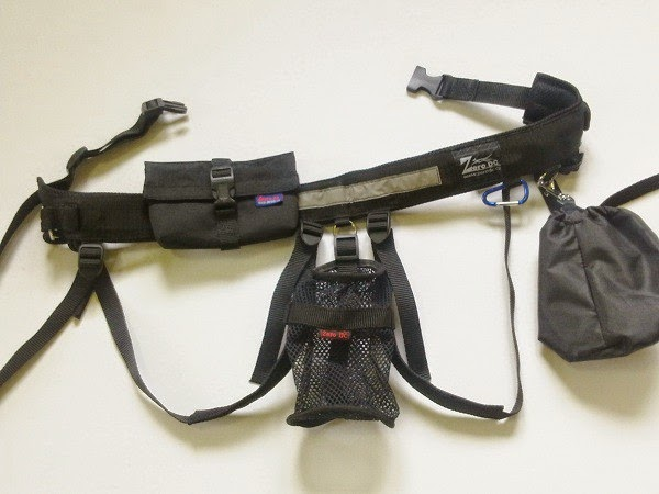 Multifunction belt - Skijor belts and Musher belts