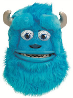 Disney 2013 Top Toys Scare Off Sulley Focused on the Magic