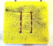 Campo magnético entre dos bobinas