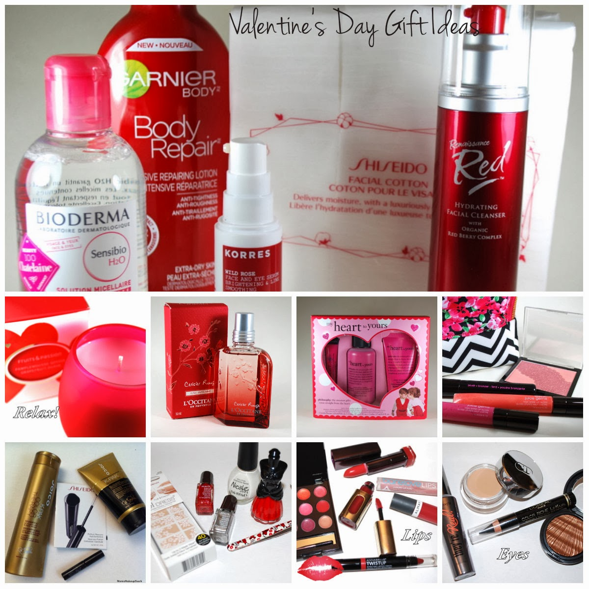 Valentine's Day Gift Ideas, Gift Ideas, Beauty Gift Guide, Valentine's Fragrances, Gift Sets
