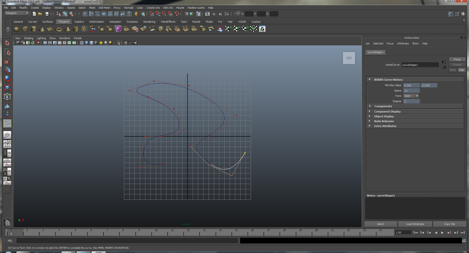 leaving flatland  introducing autodesk maya 2013 chapter 5