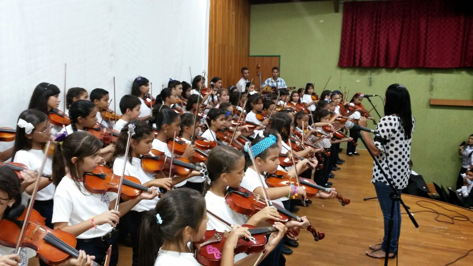 Orquesta Preinfantil