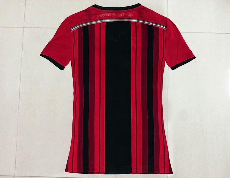 Couple Baju Jual Jersey Ac Milan Terbaru Untuk Pria dan Wanita 2015