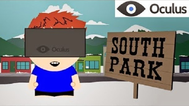 Fãs recriam cidade de South Park para o Oculus Rift (com video)
