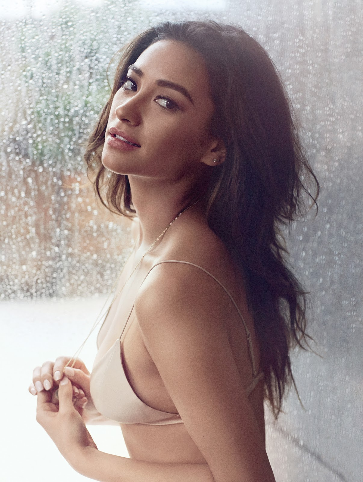 Excited too shay mitchell esquire exact