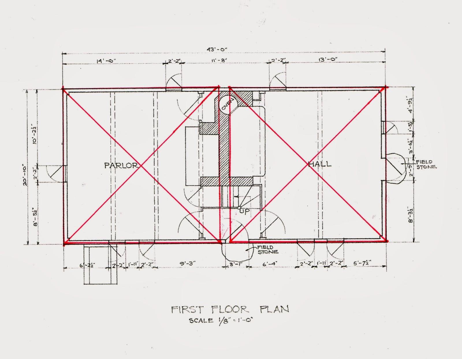 Center Chimney House Plans - Best Chimney 2018