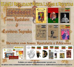 Apoio Cultural-Realidade Rasta Livros na Parceria!!Jah Work!!