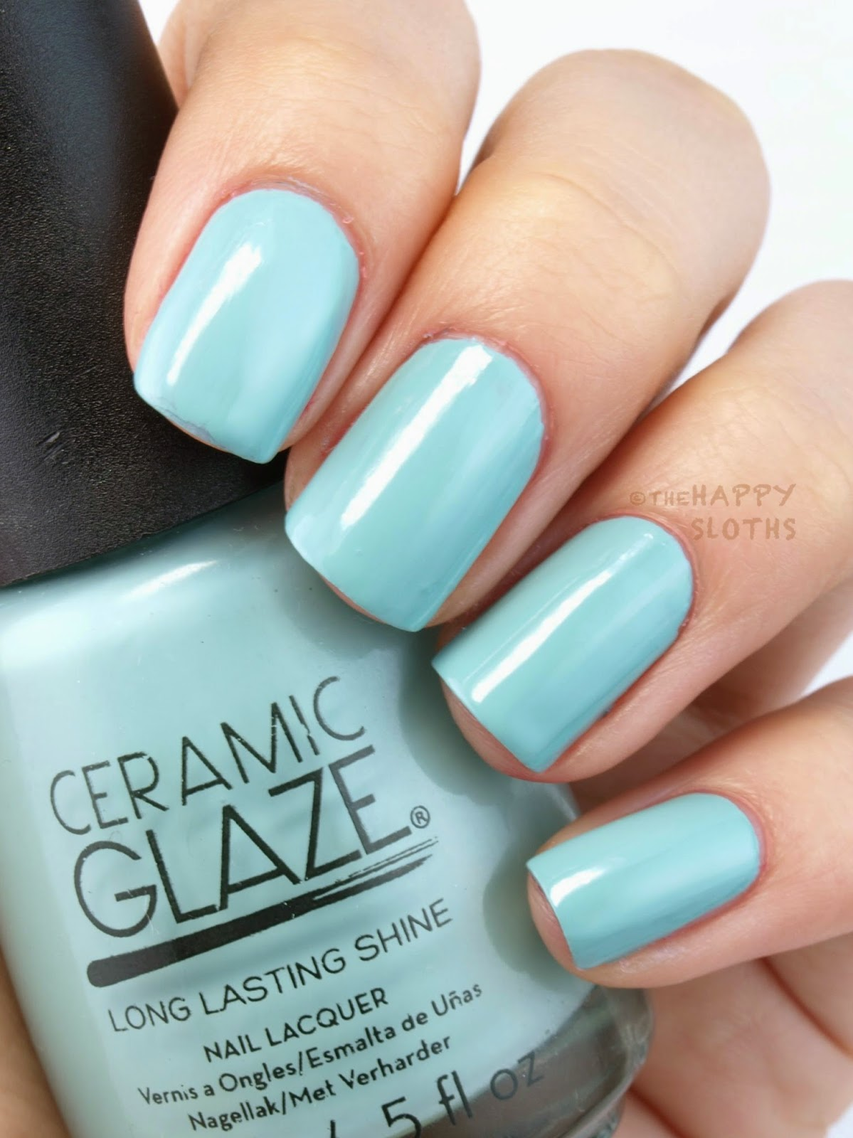 Ceramic Glaze Spring 2015 Stunning Soiree Collection: Review and Swatches
