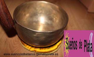 Cuencos tibetanos compra en Madrid venta