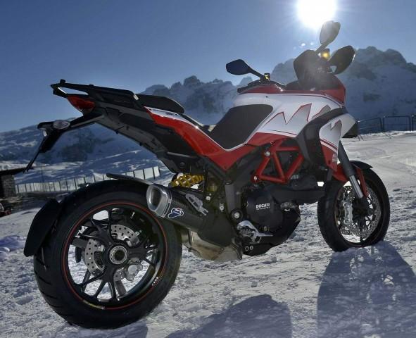 Ducati Multistrada 1200 S Edição Pico Dolomitas