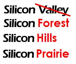 Аналоги Силиконовой долины