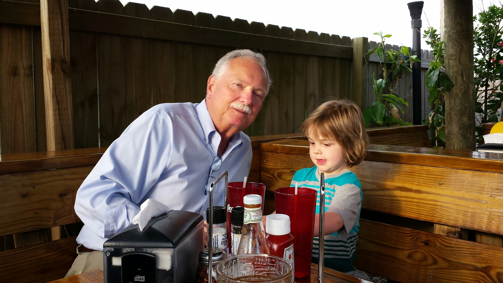 how to say grandpa in french