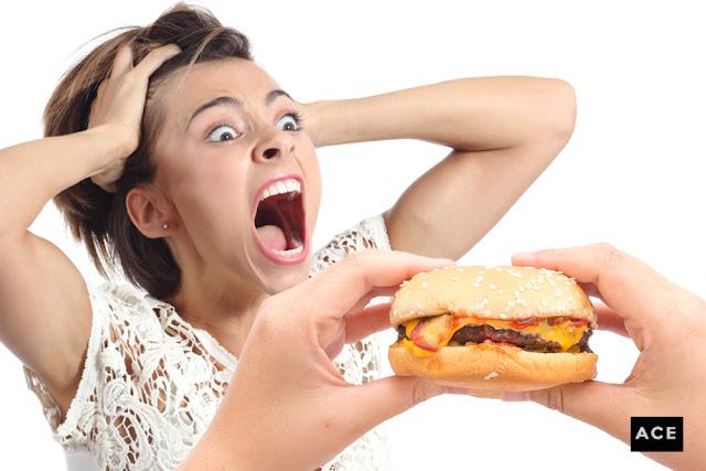 Страх еды: почему он возник и что с ним делать?