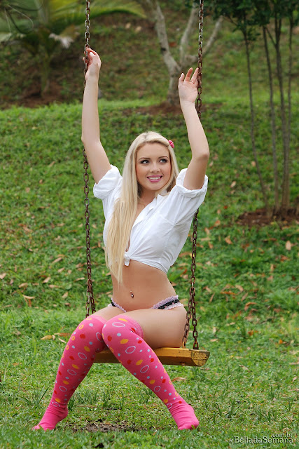 Modelo Yasmin Assis