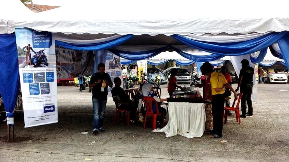 Karnival Aiman Motorshow, Bandar Tasik Puteri, Rawang