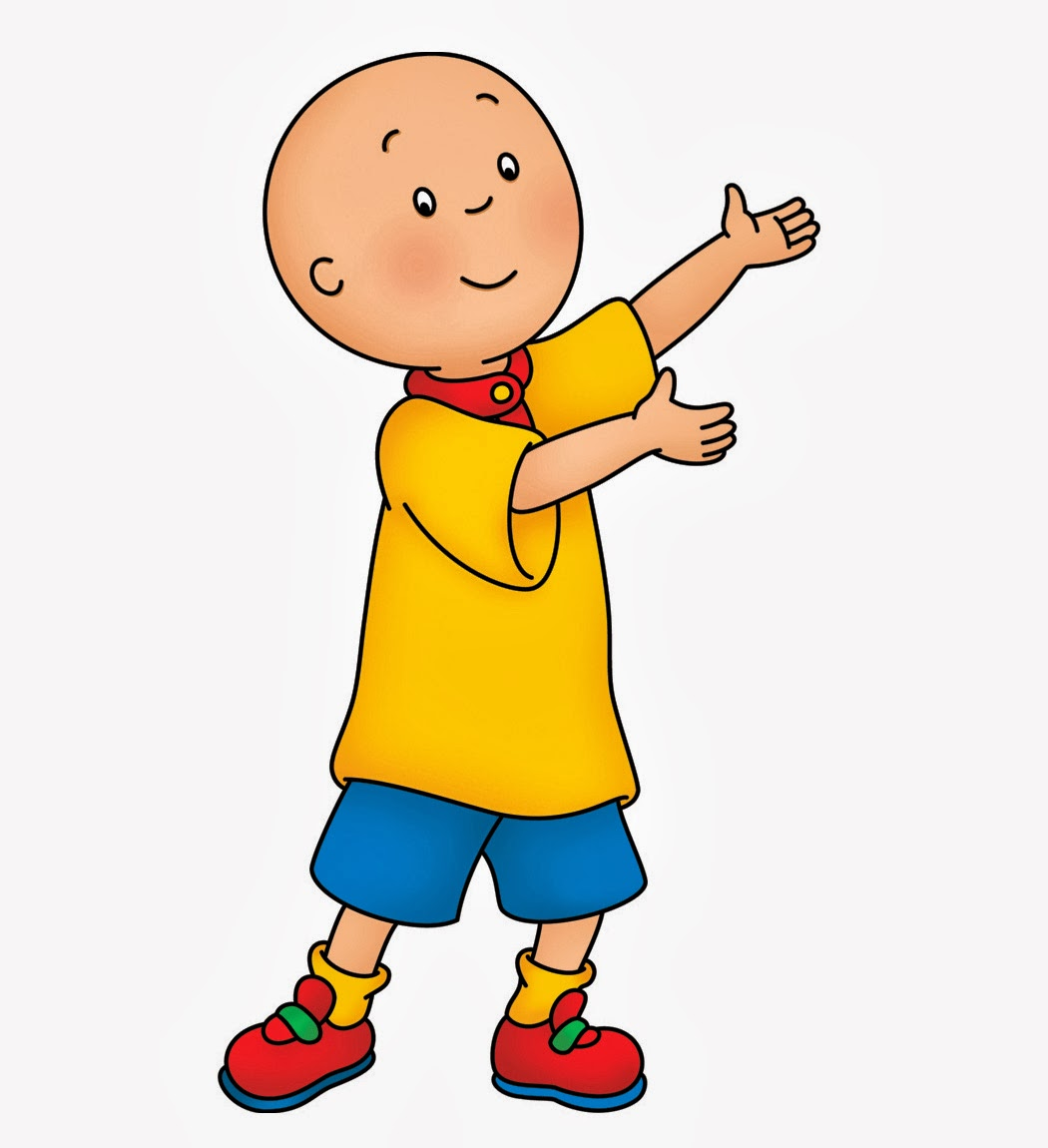 cartoon characters caillou pictures cailloux clipart caillou clipart