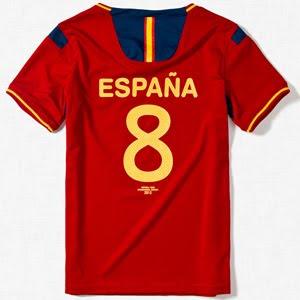 conjunto fútbol España niños Zara