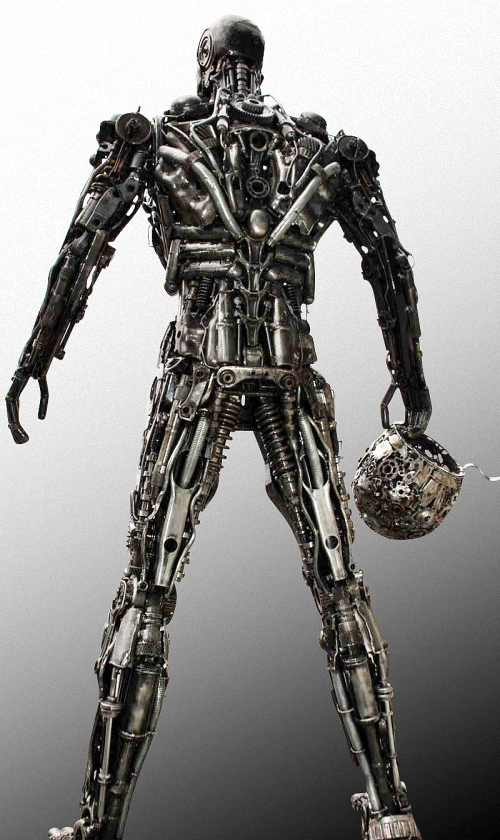 3a-Fantasy-Sculpture-Motoman-The-Man-of-Steel-2.2m-high-Giganten-Aus-Stahl