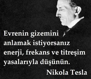 Nikola Tesla ve Gelecek