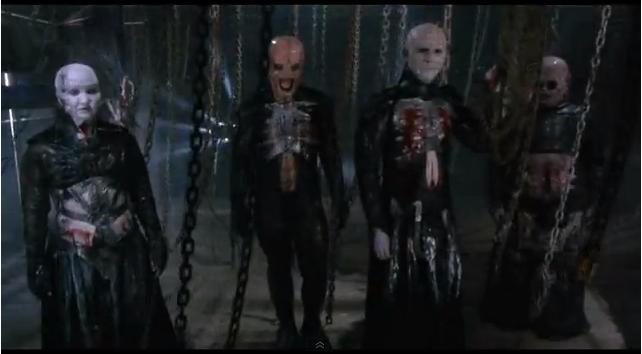 Mutual Misunderstanding: Hellbound: Hellraiser 2