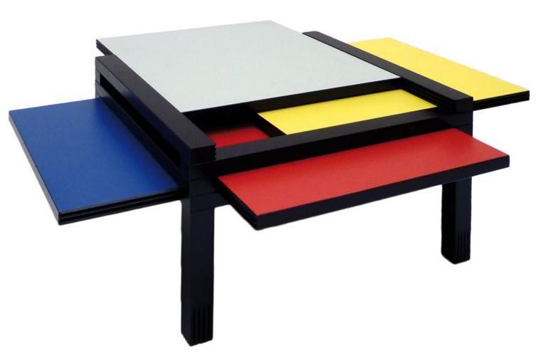 Klappertaart Online The Mondrian Effect Part 1
