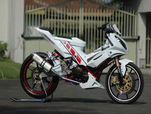 Kumpulan Modifikasi Motor Yamaha Jupiter MX | Negeri Info