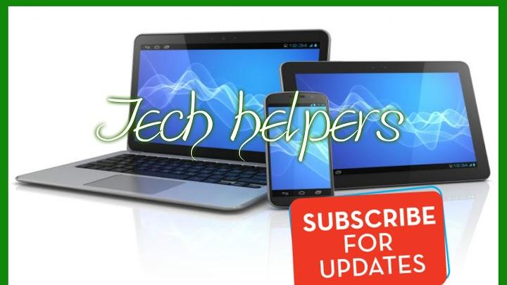 Tech Helpers