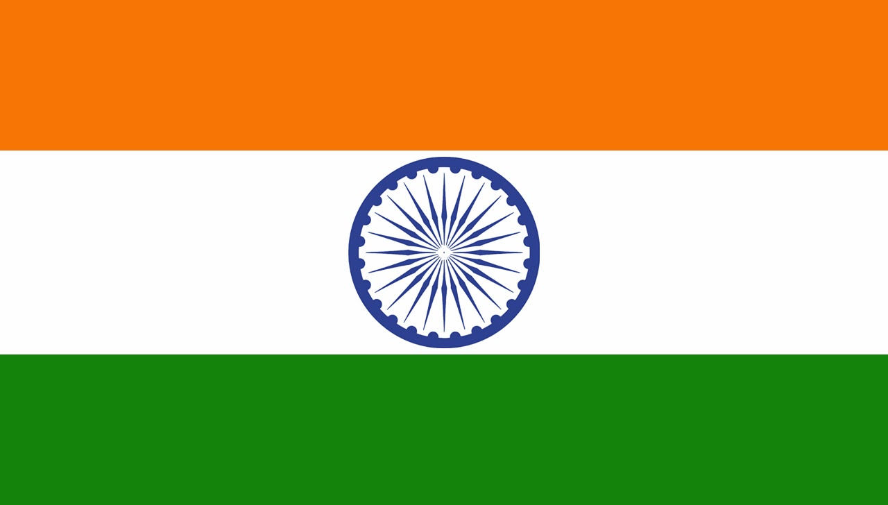 flag of india and national flag The national flag of india, also called the 'tiranga', was adopted during an ad hoc meeting of the constituent assembly of the country the meeting was held on the 22nd july 1947, twenty-four days prior to india's independence from the british (which took place on 15th august 1947) based on the .