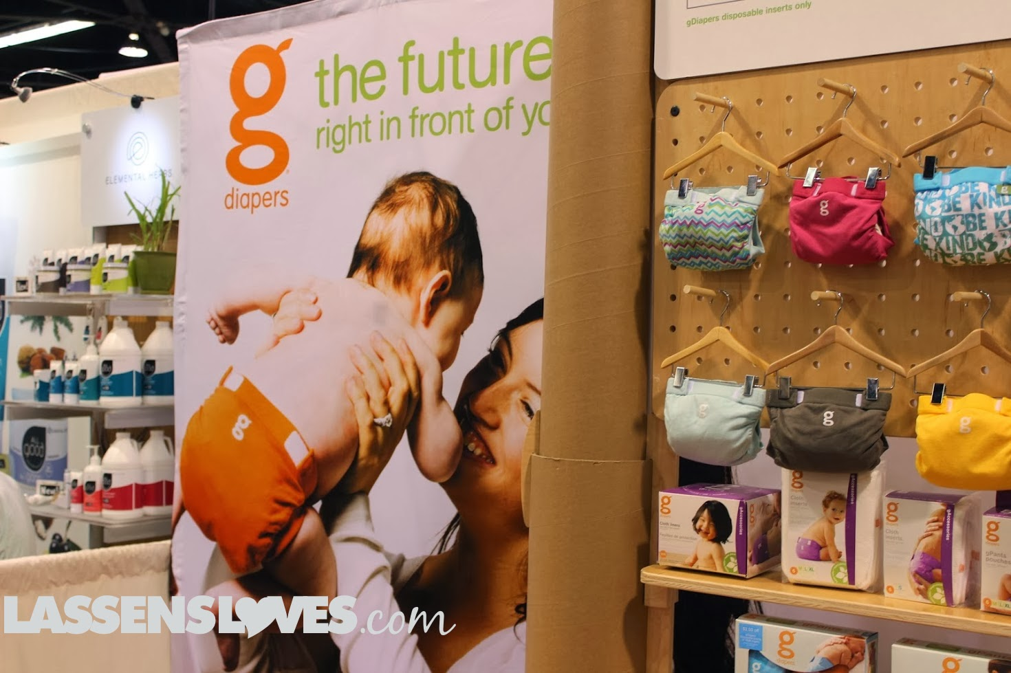 Natural+Foods+Expo+West+2014, Natural+Foods, Expo+West, G+diapers