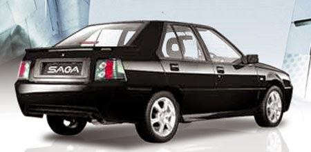 Mobil Proton Saga