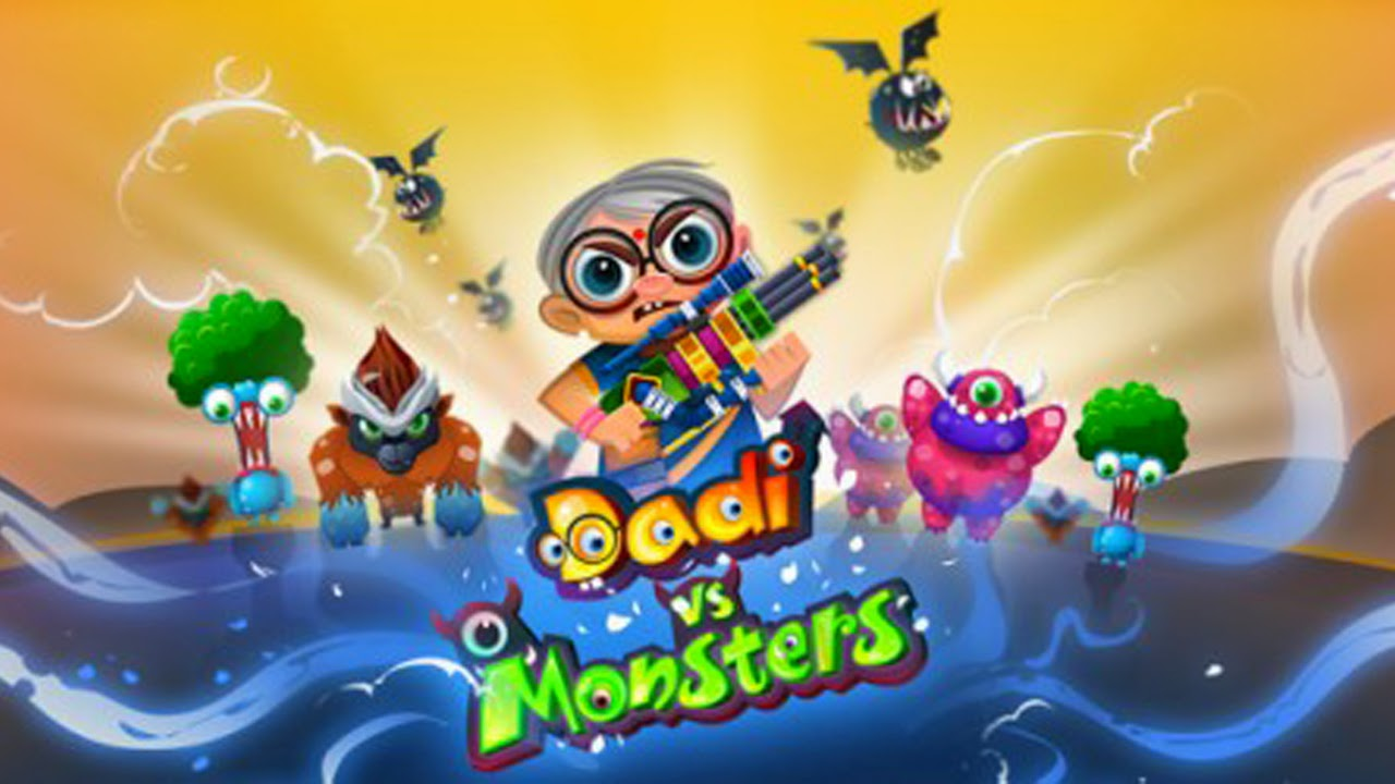 Dadi vs Monsters (DvM) Gameplay Android