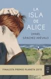 """Portada de """"La isla de Alice"""""""