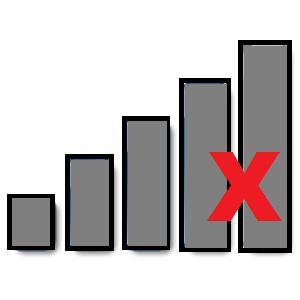 Cara Mengatasi Icon Batang Sinyal Pada Asus Zenfone 4 Disilang