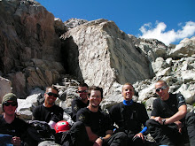 The Team on Gannett Peak