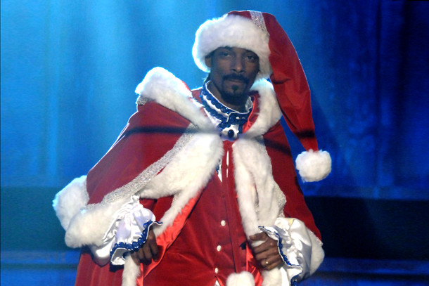 My Non Judgemental Music Blog Celebrity Santa