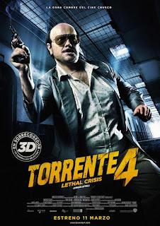 Ver online: Torrente 4: Lethal Crisis (Crisis Letal) 2011