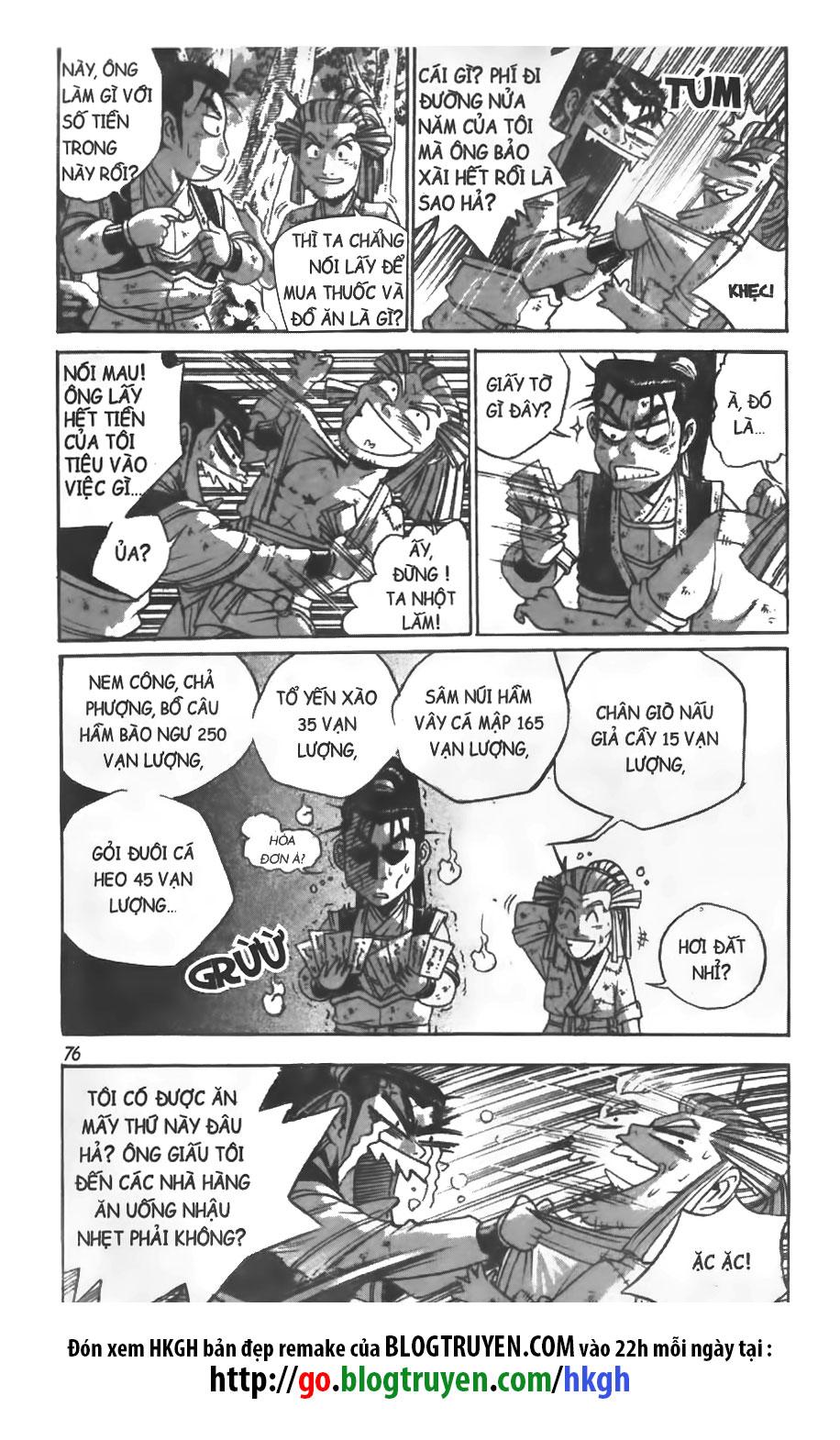 Hiệp Khách Giang Hồ chap 274 Trang 3 - Mangak.info