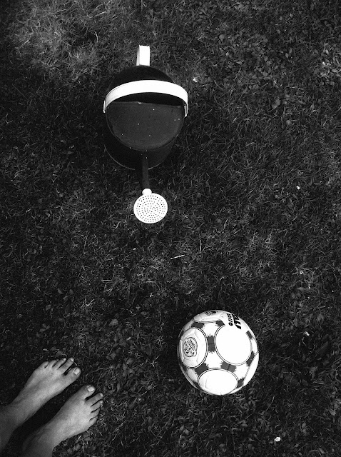 feet, ball, can