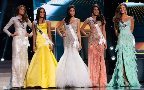 Miss Universe 2013 Top 5