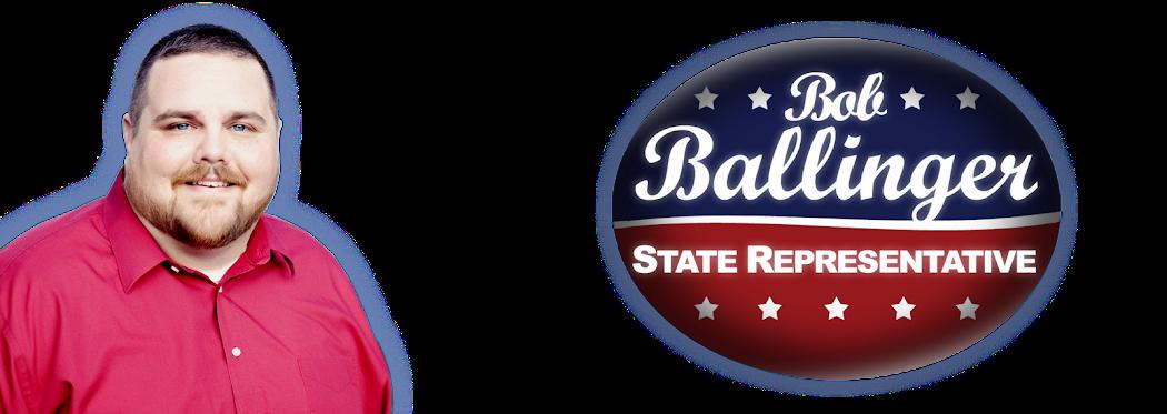 Bob Ballinger for Arkansas House