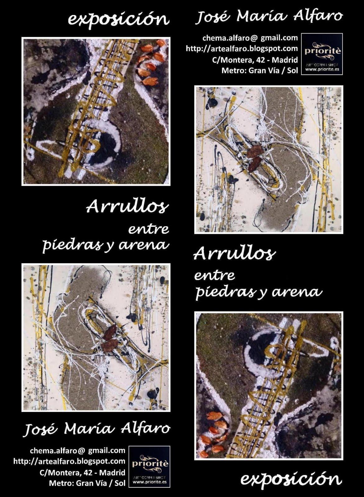 """Colección """"Arrullos entre piedras y arena"""""""