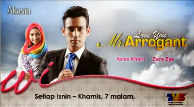 Update Tonton Love You Mr Arrogant Full Episod 19 Slot Akasia TV3