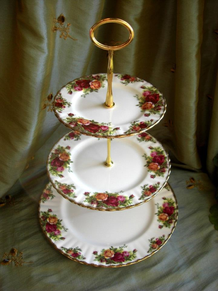 Vintage Teaware Amp Collectibles Royal Albert Old Country