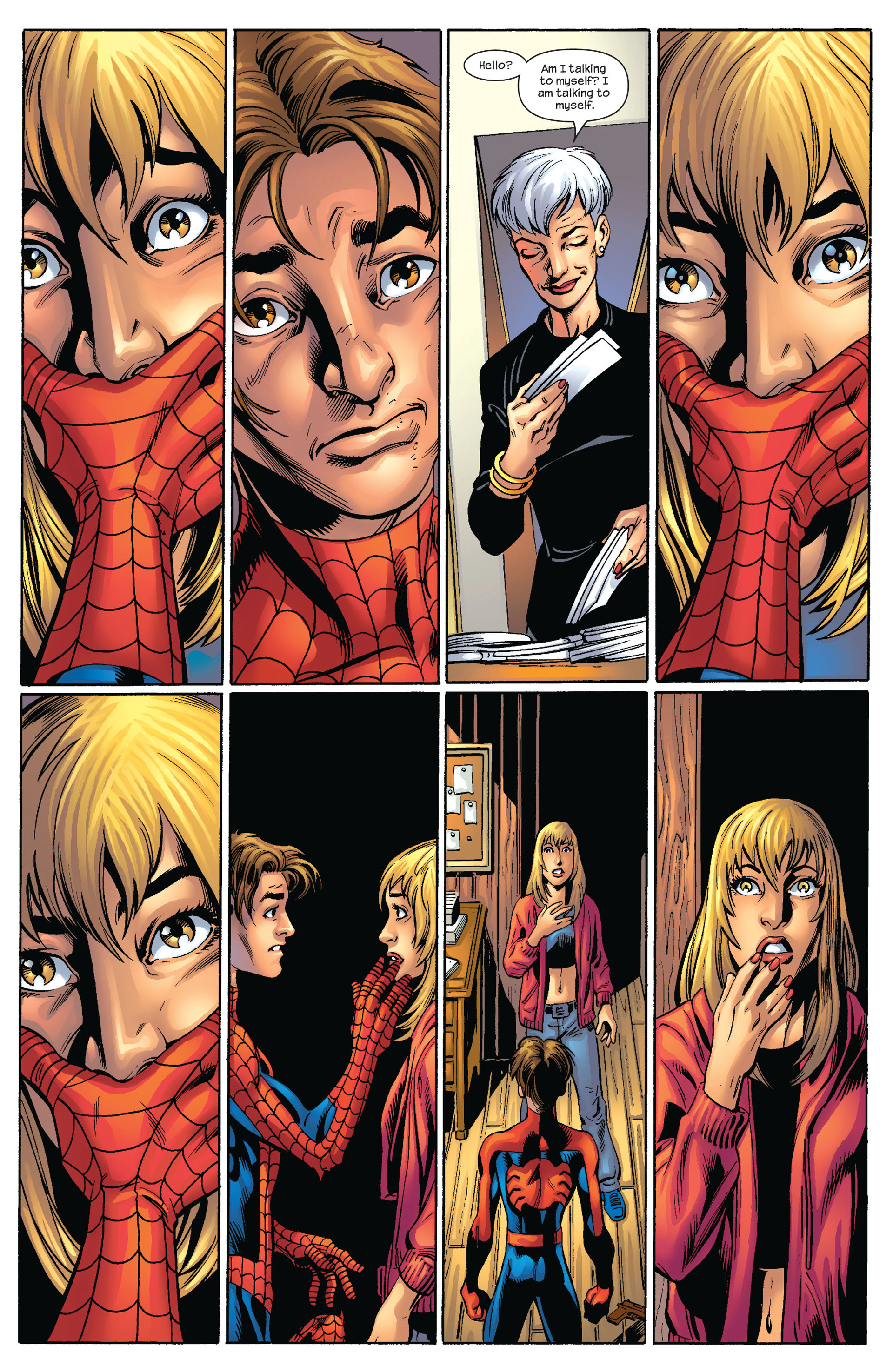 Ultimate Spider-Man (2000) Issue #59 #63 - English 6