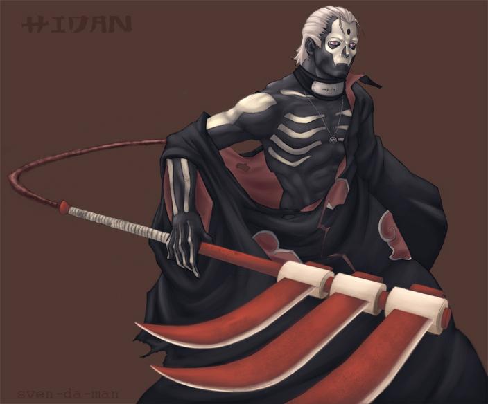naruto vf wallp... Orochimaru Akatsuki Ring