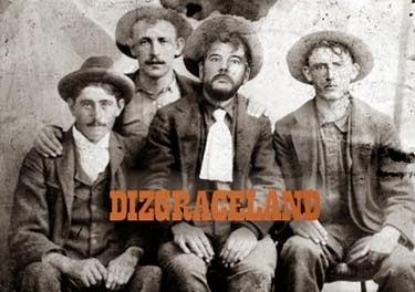 Dizgraceland
