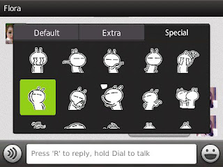 WeChat v2.0 for BlackBerry