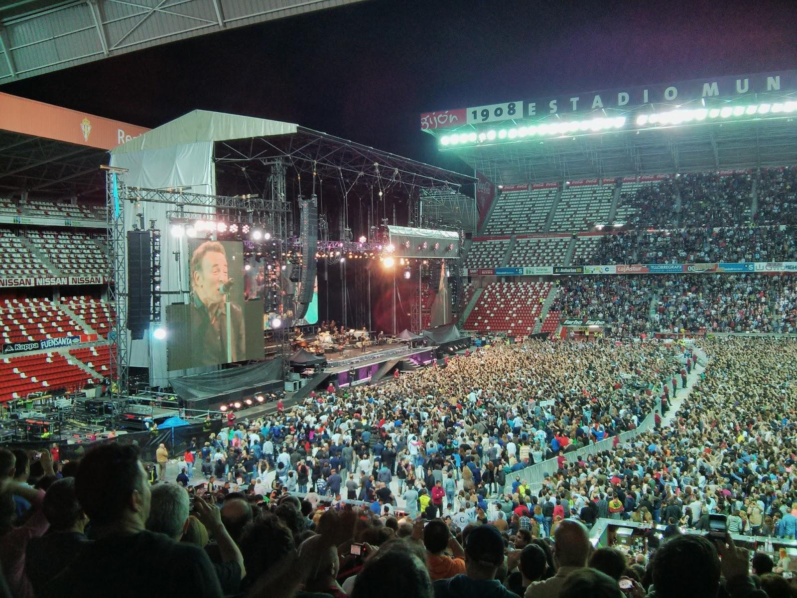 Boss en Gijón para Cosas Que Siento